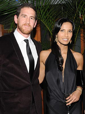 Padma Lakshmi, Adam Dell Settle Baby Dispute