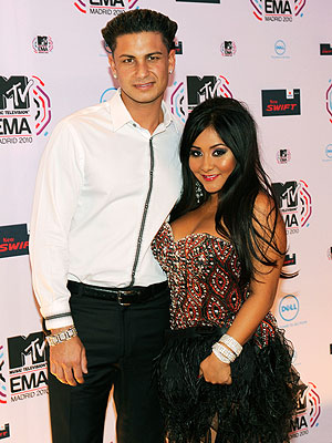 Snooki Pregnant, Pauly D Deejaying Baby Shower
