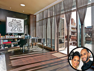 Alicia Keys's Penthouse Listed for $17.9 Million: Report | Alicia Keys, Swizz Beatz