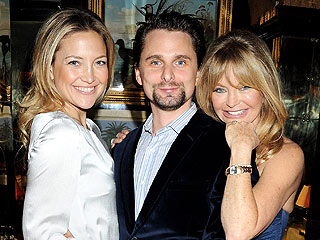 Goldie Hawn Clarifies: Kate Hudson and Matt Bellamy Did Not Wed | Goldie Hawn, Kate Hudson