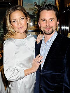 Kate Hudson and Matthew Bellamy 'on the Rocks,' Says Source | Kate Hudson