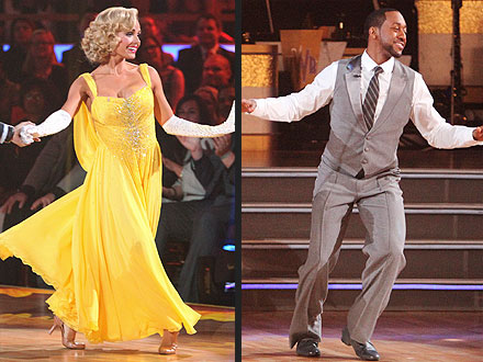 Donald Driver Charms on Dancing with the Stars Season 14