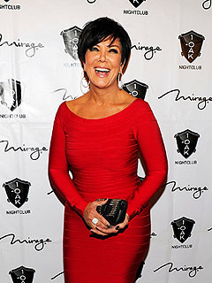 Kris Jenner's a Shopaholic for Pregnant Kourtney