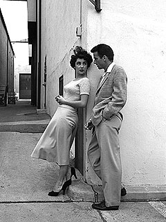 Remembering Elizabeth Taylor on the Anniversary of Her Death | Elizabeth Taylor, Montgomery Clift