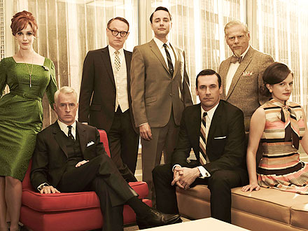 Mad Men Season 5 - Jon Hamm, Christina Hendricks Recap