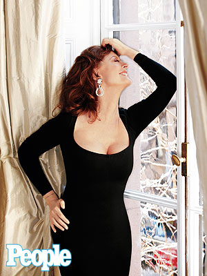 Susan Sarandon Sexy at 65