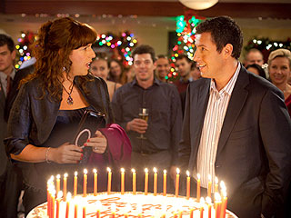 Adam Sandler Sets New Razzies Record | Adam Sandler