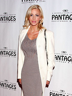 Single Mom Camille Grammer Is Still Filming Real Housewives