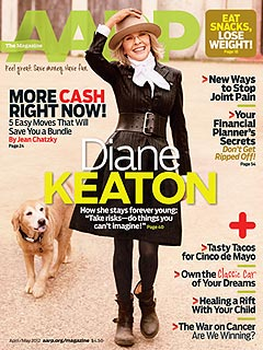 Diane Keaton on Plastic Surgery: 'Never Say Never' | Diane Keaton