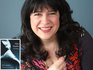 EL James: My Husband Was 'Very Cooperative' in Researching Fifty Shades