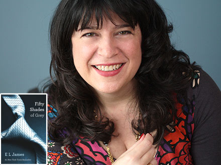 50 Shades of Grey Author E L James Interview about Film Deal