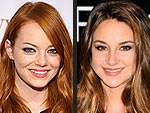 POLL: Who Should Play Anastasia in the Fifty Shades of Grey Movie? | Amanda Seyfried, Emma Stone, Emmy Rossum, Missy Peregrym, Rachel Bilson, Shailene Woodley