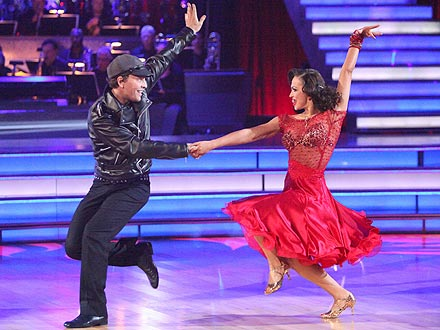 Gavin DeGraw Says He 'Deserved Lower Scores' On Dancing | Gavin DeGraw, Karina Smirnoff