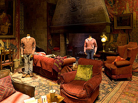 Harry Potter Film Sets Open for Touring| Harry Potter, Movie News, J.K. Rowling