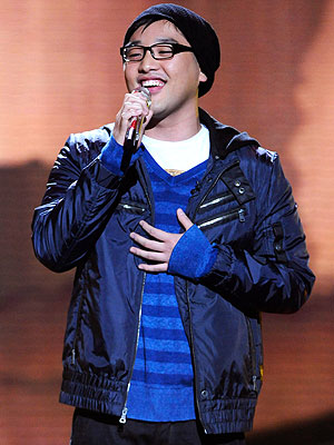 American Idol Elimination Results - Heejun Han Gone