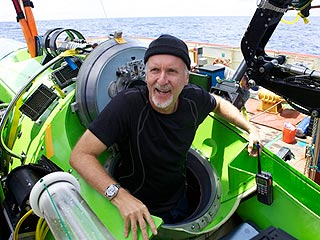 James Cameron Hits Bottom – of the Ocean | James Cameron