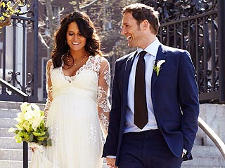 PHOTO: Josh Lucas Weds In Central Park | Josh Lucas