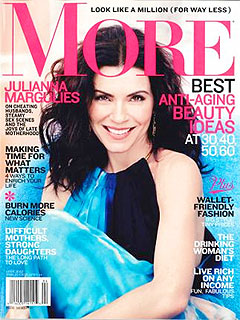 Julianna Margulies Dishes On (on Camera) Oral Sex with Chris Noth