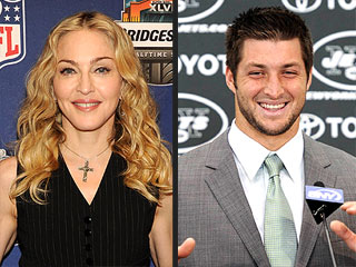 What Does Tim Tebow Have in Common with Madonna? | Madonna, Tim Tebow