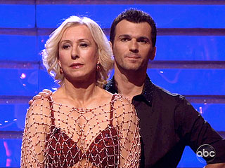 Tony Dovolani 'Destroyed' over Martina Navratilova's Dancing Elimination | Martina Navratilova, Tony Dovolani