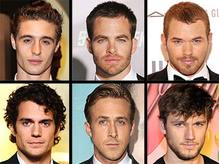 POLL: Who Should Play Christian in the Fifty Shades of Grey Movie? | Alex Pettyfer, Chris Pine, Henry Cavill, Kellan Lutz, Ryan Gosling