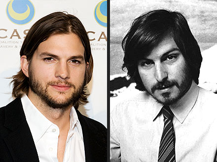 Steve Jobs Movie to Star Ashton Kutcher