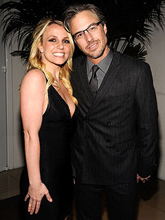 Jason Trawick Gets Shared Legal Control Over Britney Spears