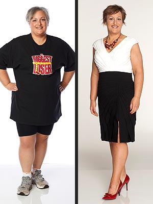 Biggest Loser: Alison Sweeney Surprises Contestants with Makeovers| Celebrity Blog, The Biggest Loser, Alison Sweeney, Michelle Obama