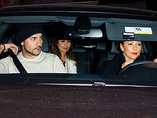 Eva Longoria and Eduardo Cruz's Cozy Night Out | Eva Longoria