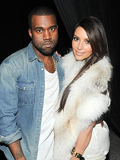 Kim Kardashian Plays Coy About Dating Kanye West | Kanye West, Kim Kardashian