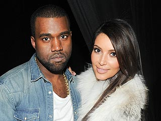 Kim Kardashian Plays Coy About Dating Kanye West | Kanye West, Kim Kardashian