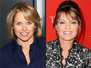 Morning Showdown! Will You Watch Sarah Palin or Katie Couric on Tuesday?