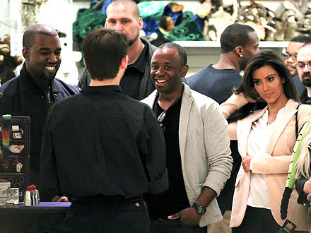 Kim Kardashian Is Dating Kanye West| Couples, Kanye West, Kim Kardashian, Kris Humphries