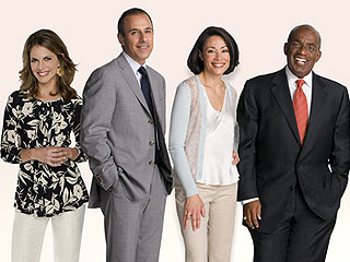 TV Critic: Ann Curry Has Heart – But That's Not Enough to Co-Host Today | Al Roker, Ann Curry, Matt Lauer, Natalie Morales