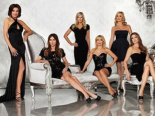 VIDEO: See a Sneak Peek of The Real Housewives of N.Y.C. Reunion!