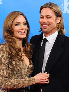 How Brad & Angelina Discussed (and Dodged) Marriage Talk | Angelina Jolie, Brad Pitt