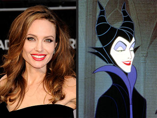 Angelina Jolie Will Have Horns for Maleficent
