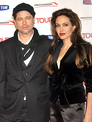 Brad Pitt, Angelina Jolie Marriage Rumors Are False