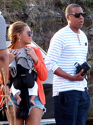 Jay-Z: Blue Ivy Carter Will Probably Be the 'Worst, Spoiled Little Kid Ever'