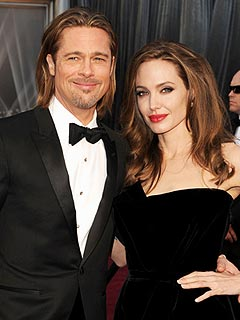 Angelina Jolie & Brad Pitt Teaming Up for New Movie? | Angelina Jolie, Brad Pitt