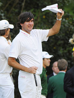 Inside Masters Champ Bubba Watson's Adoption Struggle