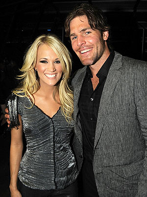 Carrie Underwood's Husband: Nashville Is Where I'm Supposed to Be