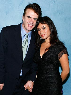 Chris Noth Marries Tara Wilson