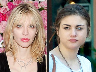 Courtney Love Apologizes to Daughter Frances Bean