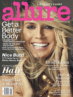 Heidi Klum Poses Nude| Bodywatch, Heidi Klum