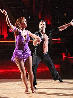 Melissa Gilbert Blogs: How Dancing Is Like Getting Sober | Maksim Chmerkovskiy, Melissa Gilbert