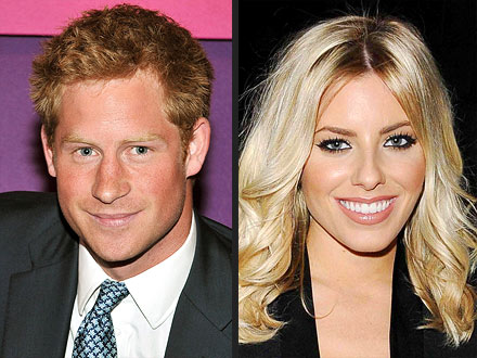Prince Harry, Mollie King: An Item?