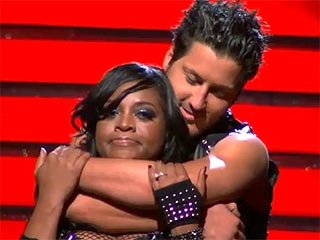 Dancing Shocker! Sherri Shepherd and Val Chmerkovskiy Are Out | Sherri Shepherd