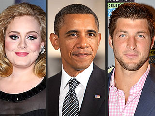 Who Made Time's List of 100 Most Influential People? | Adele, Barack Obama, Tim Tebow