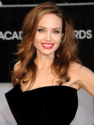 Angelina Jolie: One Busy Bride-to-Be